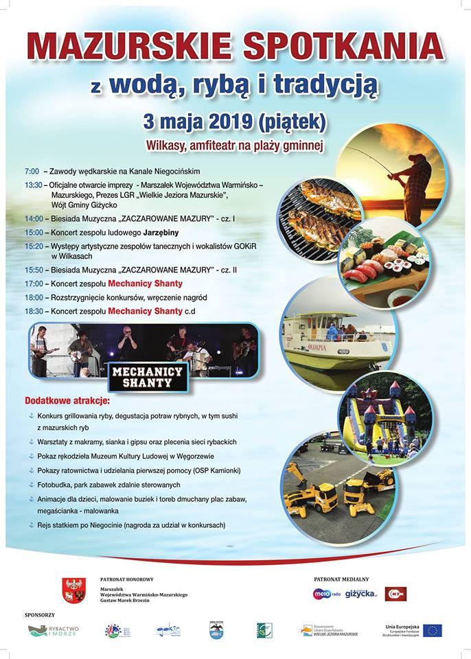 Mazurskie spotkania 2019